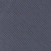 Flight by Janet Clare - 4965 - Diagonal Stripe, Pale Blue on Navy - 1411 21 - Cotton Fabric